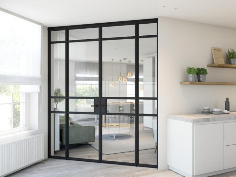 Indoor Gestaltung mit Aluminium