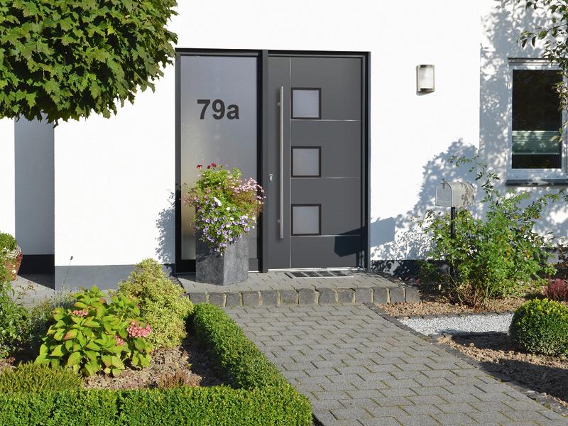 Haustüren von SHT-ALU
